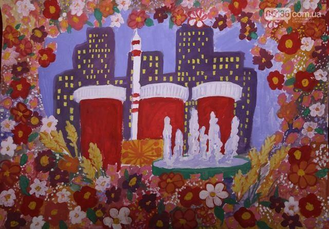 Юные таланты из Южноукраинска - призеры конкурса «МИРНЫЙ АТОМ ОБЪЕДИНЯЕТ УКРАИНА», фото-2