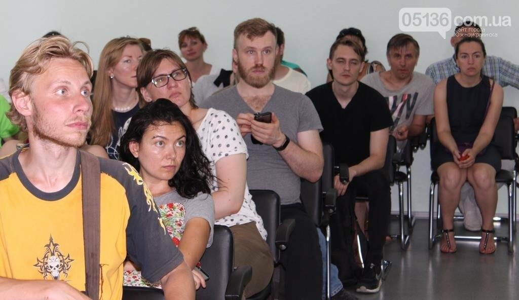 Участники туристического клуба LIVE VIEW. Жизнь как путешествие» снова побывали на Южно-Украинском энергокомплексе, фото-1