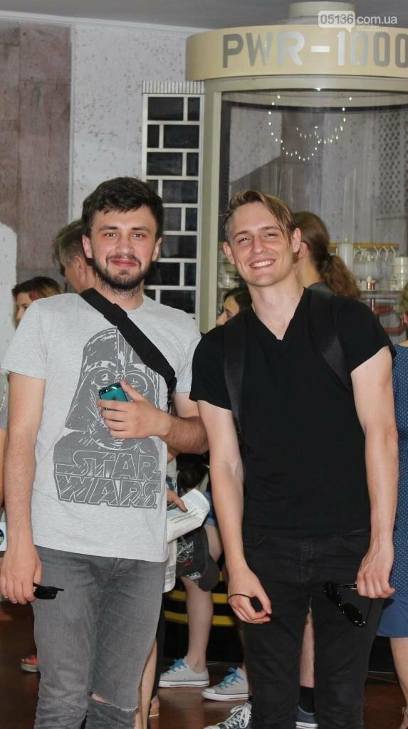 Участники туристического клуба LIVE VIEW. Жизнь как путешествие» снова побывали на Южно-Украинском энергокомплексе, фото-2