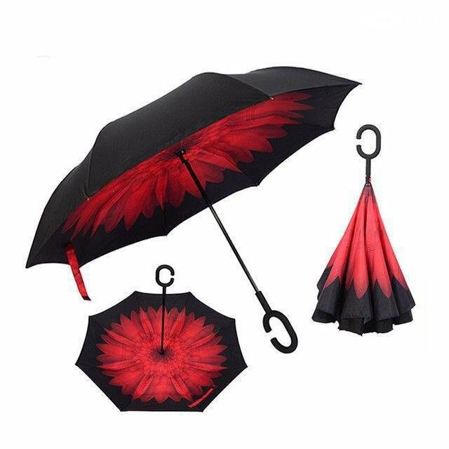 Аксессуар необходимый в любое время года - зонт Up-brella!, фото-6