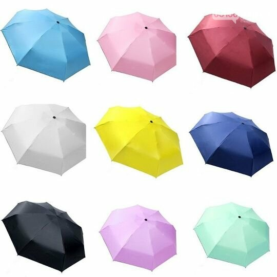 Мини-зонт – новинка весны 2020, которая покорит каждого, фото-3