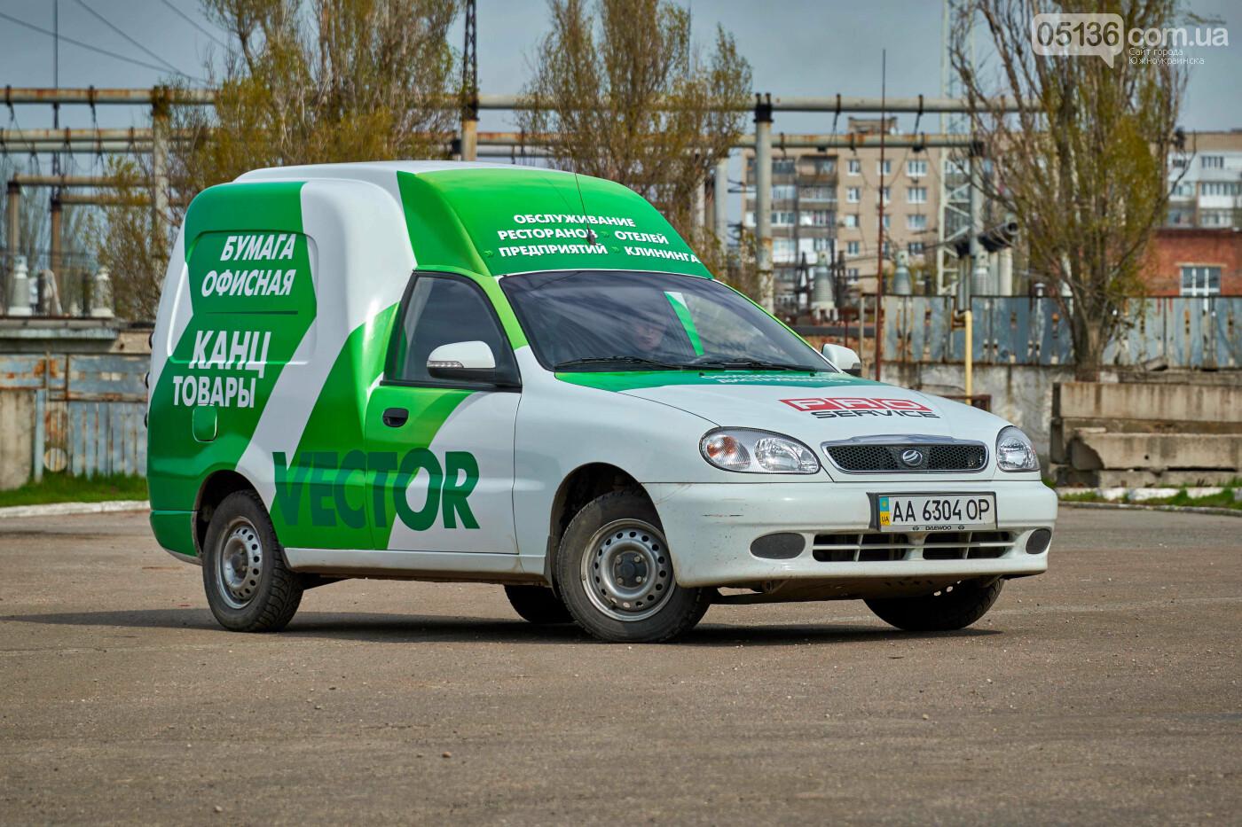 Брендирование автотранспорта – альтернативное средство наружной рекламы, фото-1