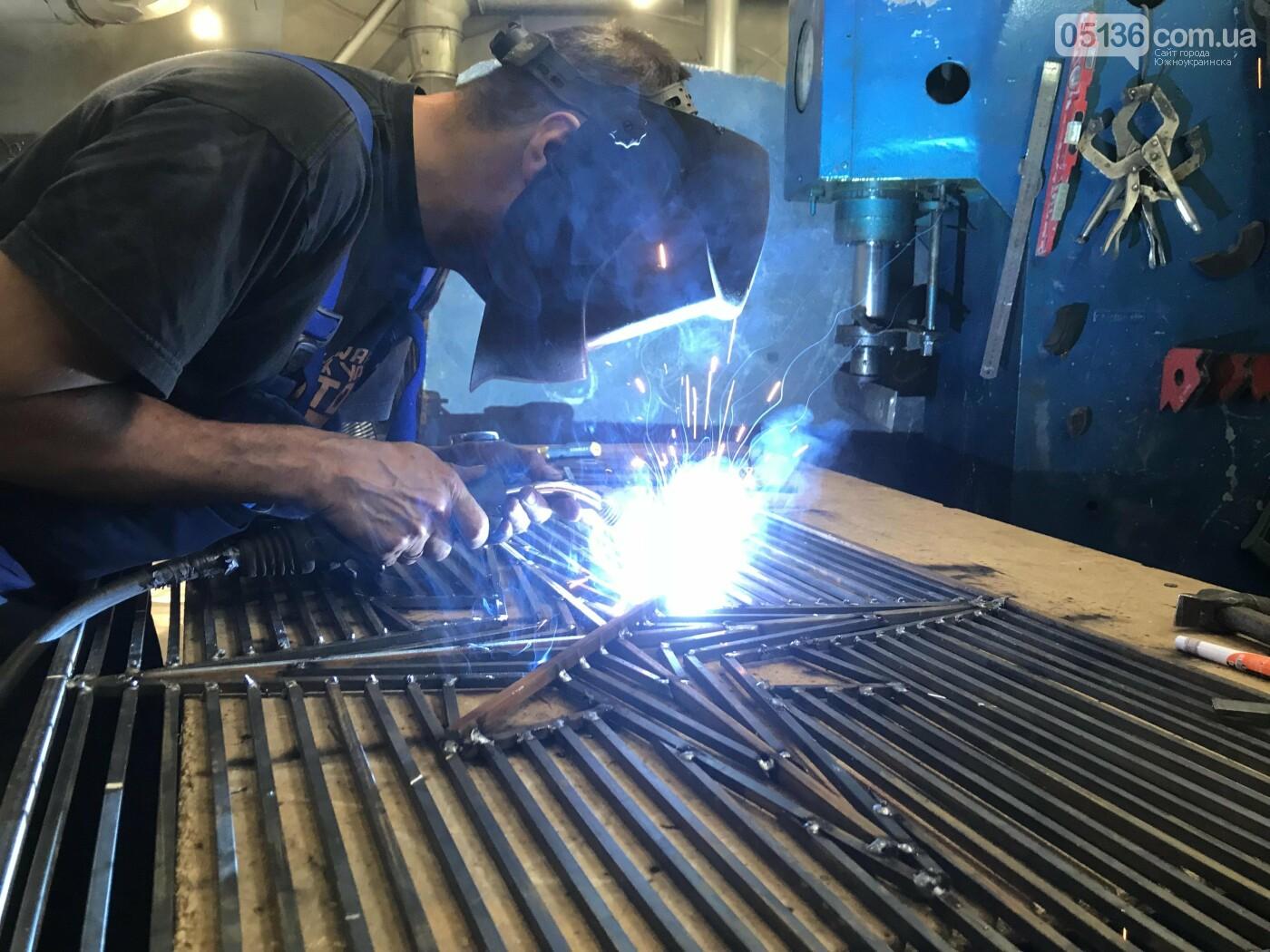 Изготовление и монтаж металлоконструкций, фото-15