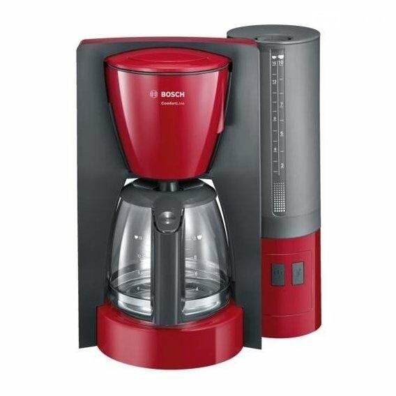 Кофеварка Bosch: наслаждение утренним кофе с совершенной техникой одного из лидеров рынка, фото-1