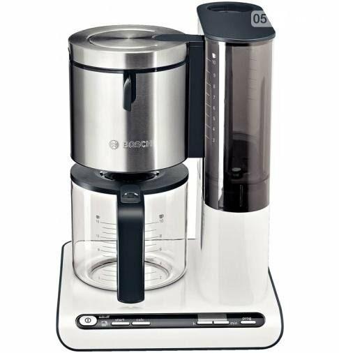 Кофеварка Bosch: наслаждение утренним кофе с совершенной техникой одного из лидеров рынка, фото-2