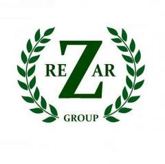 Логотип - REZAR GROUP