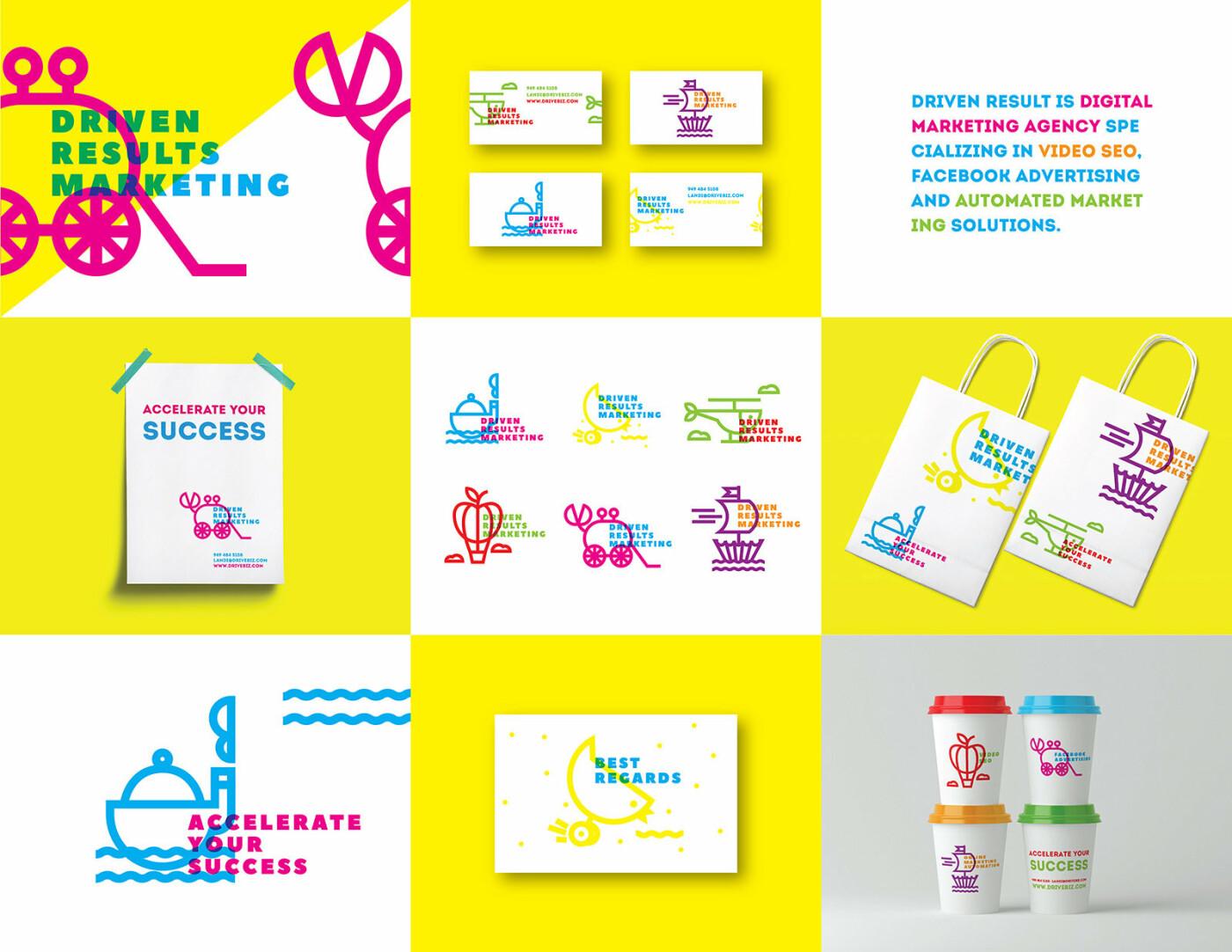 Наталья Белоусова: «Дизайн — это работа без границ», фото-8, Примеры работ